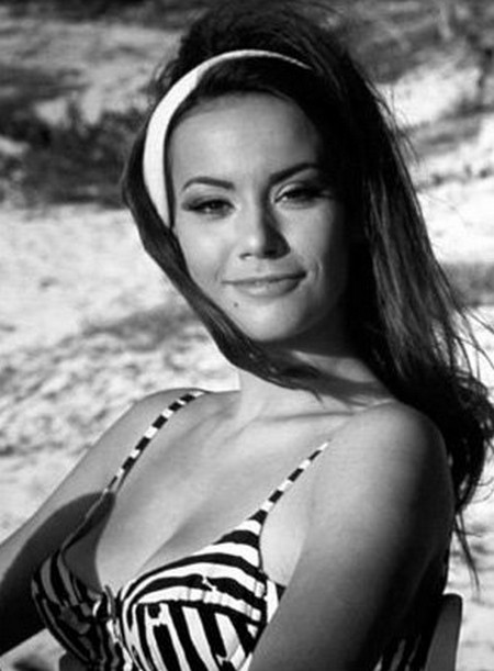 Claudine Auger Photobook 3