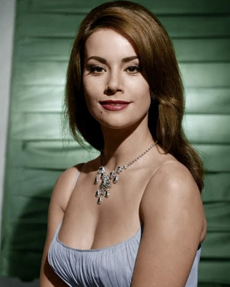 Claudine Auger Photobook 4