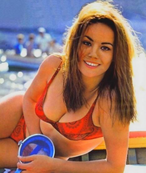 Claudine Auger Photobook 5