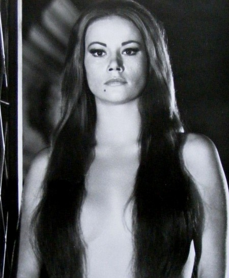 Claudine Auger Photobook 6