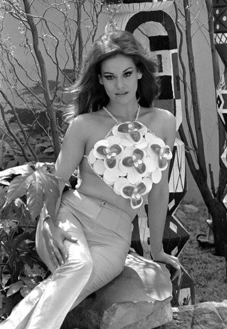 Claudine Auger Photobook 7