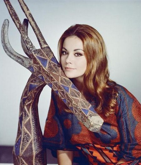 Claudine Auger Photobook 8