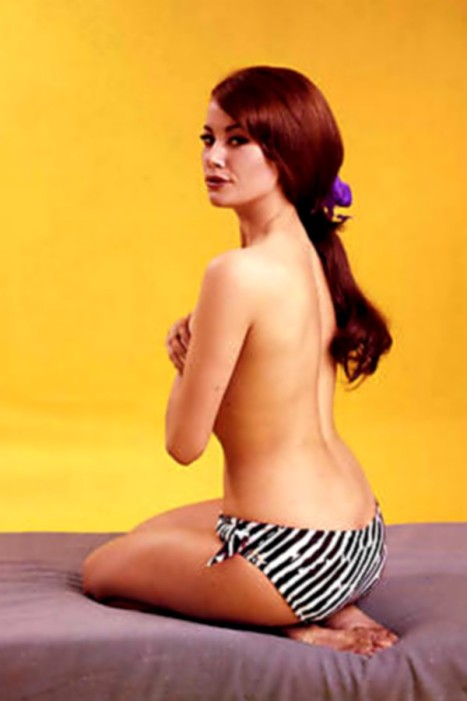 Claudine Auger Photobook 9