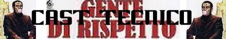 Gente di rispetto banner cast