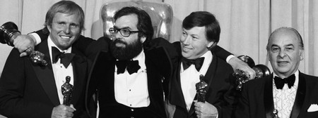 Gray Frederickson, Francis Ford Coppola, Fred Roos e  Carmine Coppola