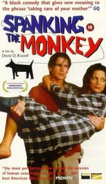 Spanking the monkey locandina 2