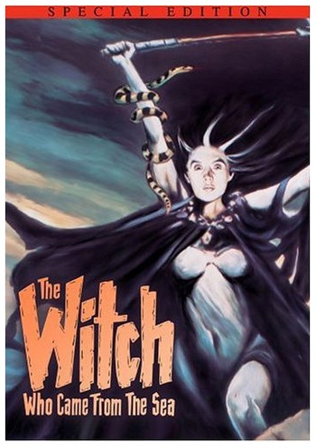 The witch who came from the sea locandina