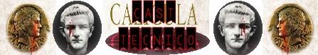 Caligola banner cast