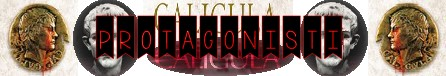 Caligola banner protagonisti