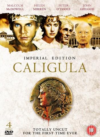Caligola locandina 0