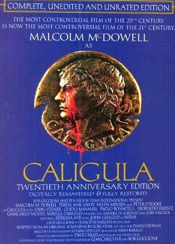 Caligola locandina 1