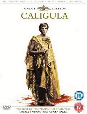 Caligola locandina 5