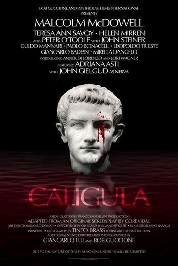 Caligola locandina 6