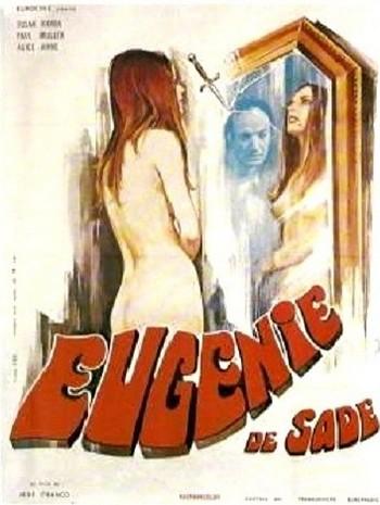Eugenie de Sade locandina 2