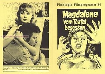 I turbamenti sessuali di Maddalena lobby card 15