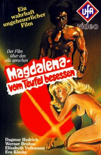 I turbamenti sessuali di Maddalena locandina 2