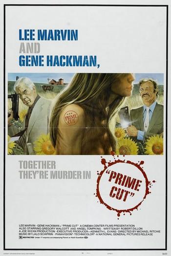 Il Boia La Vittima e l'Assassino (Prime Cut) locandina 2