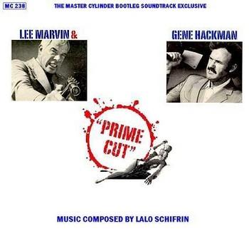 Il Boia La Vittima e l'Assassino (Prime Cut) locandina soundtrack