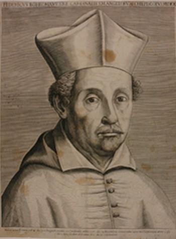La monaca di Monza foto arcivescovo Federico Borromeo