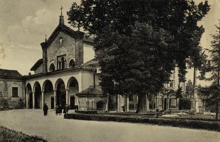 La monaca di Monza foto convento Madonna delle Grazie a Monza