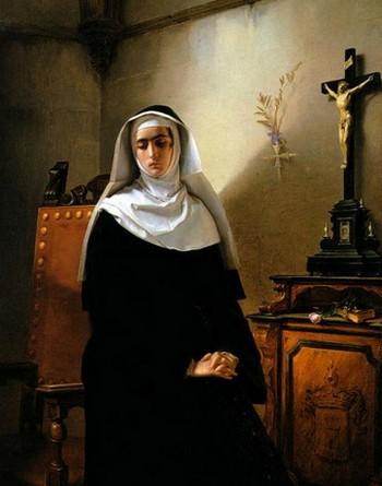 La monaca di Monza foto Virginia de Leyva