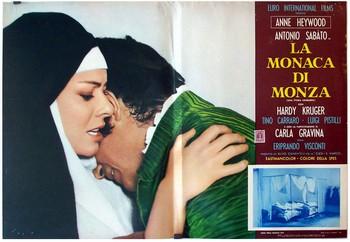 La monaca di Monza lobby card 3