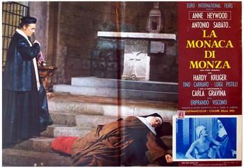 La monaca di Monza lobby card 4