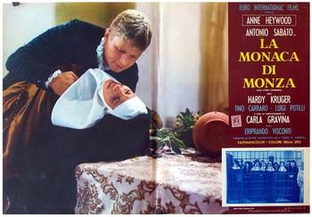 La monaca di Monza lobby card 5