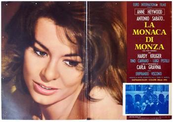 La monaca di Monza lobby card 6
