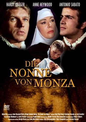 La monaca di Monza locandina 2