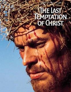 18 L'ultima tentazione di Cristo locandina