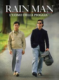 2 Rain Man - L'uomo della pioggia locandina