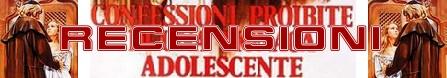 Confessioni proibite di una monaca adolescente banner recensioni