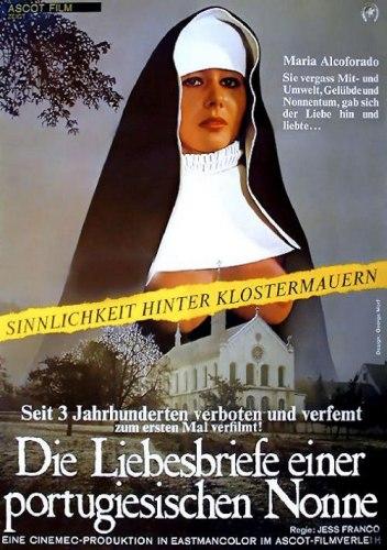 Confessioni proibite di una monaca adolescente locandina 1