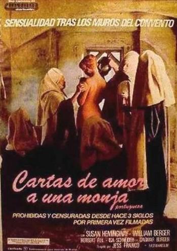 Confessioni proibite di una monaca adolescente locandina 4