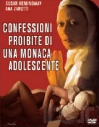 Confessioni proibite di una monaca adolescente locandina 6