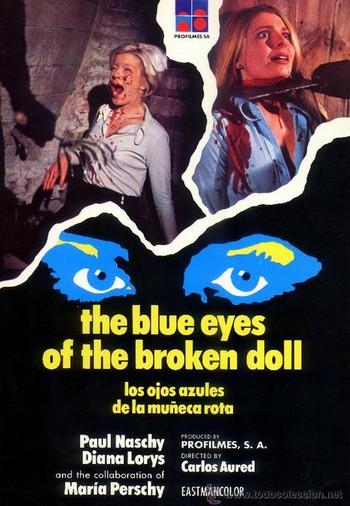 Gli occhi azzurri della bambola rotta locandina 3