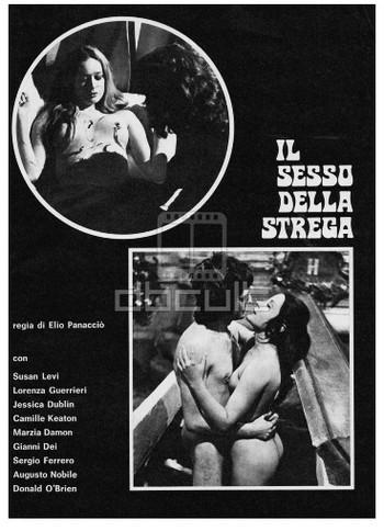 Il sesso della strega cineromanzo 1