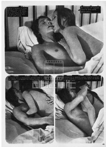 Il sesso della strega cineromanzo 11