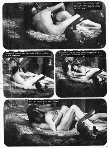 Il sesso della strega cineromanzo 14