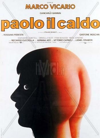 Paolo il caldo locandina 1