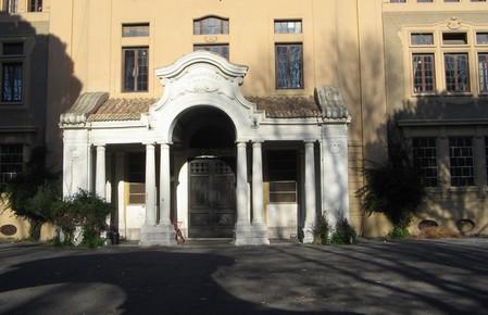 Profondo rosso location liceo terenzio mamiani