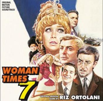 Sette volte donna locandina sound 2