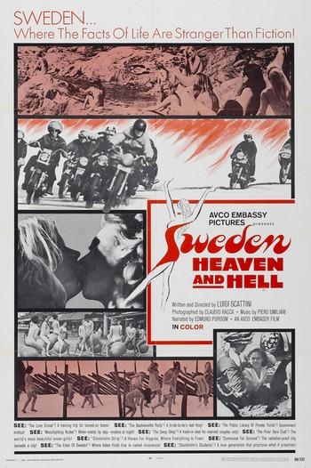 Svezia inferno e paradiso locandina 3
