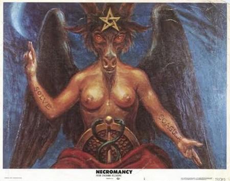 Il potere di Satana lobby card 3