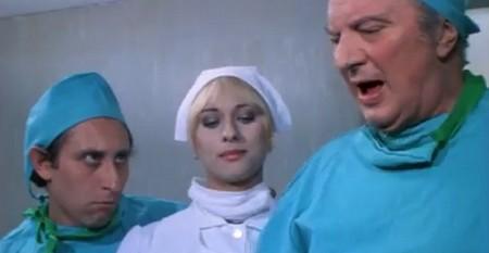 La dottoressa sotto il lenzuolo 8