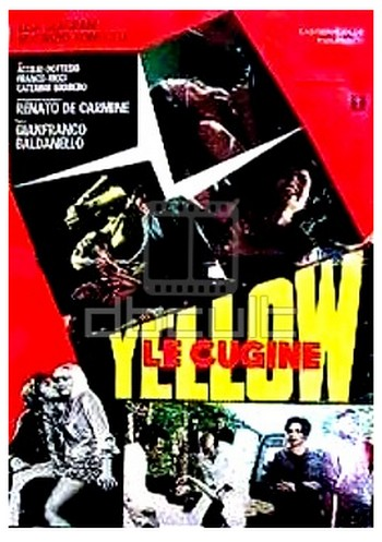 Yellow Le cugine locandina 2