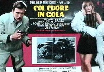 Col cuore in gola lobby card 2