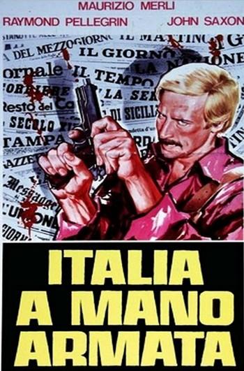 Italia a mano armata locandina 1