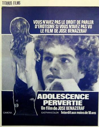 Adolescenza perversa locandina